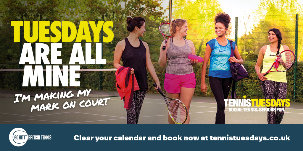 Tennis Tuesdays is Back!
